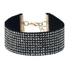 Dámské Obojkové náhrdelníky Geometric Shape Jedinečný design Šperky Pro Večírek Na den Açık Hava Kıyafetleri