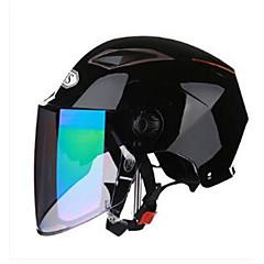 tanie Kaski i maski-Kask otwarty Forma Fit Kompaktowy Oddychająca Najwyższa jakość Half Shell Sportowy Kaski motocyklowe
