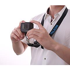 tanie Akcesoria do GoPro-Příslušenství Pasek na ramię Wysoka jakość Dla Action Camera Wszystkie Aparaty Akcji Wszystko Xiaomi Camera Sport DV SJCAM S70 SJ5000