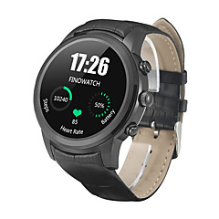 cheap Smartwatches-Smartwatch YYX5AIR for Android iOS 3G 2G GPS Sports Waterproof Heart Rate Monitor Touch Screen Timer Stopwatch Pedometer Call Reminder / Calories Burned / Long Standby / Hands-Free Calls