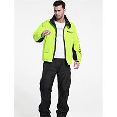 Sadetakki PVC PU Leather/Polyurethane Leather Unisex Kaikki vuodenajatVedenkestävä Odor Free Tuulenkestävä Taitettava Heijastava
