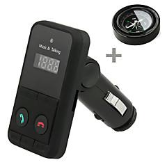 Carro V3.0 Player MP3 Mãos livres do carro