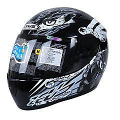 tanie Kaski i maski-Kask pełny Forma Fit Kompaktowy Oddychająca Najwyższa jakość Sportowy ABS Kaski motocyklowe