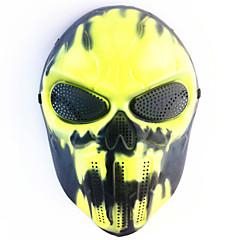 tanie Zabawki nowoczesne i żartobliwe-Maski na Halloween / Śmieszny gadżet / Rekwizyty na Halloween Nowość / Czaszka / Motyw horroru Plastikowy Sztuk Unisex Dla dorosłych Prezent