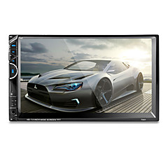 7inches bluetooth Auto Radio video mp5 Spieler autoradio fm aux usb sd 7001 hdtouch Schirm mit am rds mp5 Musikfilmspieler mit Kamera