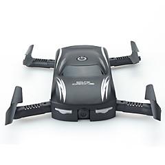 billige Fjernstyrte quadcoptere og multirotorer-RC Drone X185 4 Kanaler 6 Akse 2.4G Med HD-kamera 0.3MP Fjernstyrt quadkopter WIFI FPV FPV LED Lys En Tast For Retur Hodeløs Modus