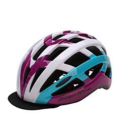 バイク ヘルメット CE Certification サイクリング 28 通気孔 超軽量(UL) スポーツ 青少年 男女兼用 マウンテンサイクリング ロードバイク レクリエーションサイクリング サイクリング/バイク