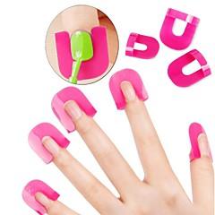 Nail Art Setleri Nail Art Dekorasyon Alet Seti Makyaj Kozmetik Nail Art DIY