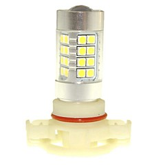 sencart 1pcs h16 pgj193車のヘッドライトキットの電球のautomotve照明ヘッドランプの霧(白/赤/青/暖かい白)(DC / AC9-32V)