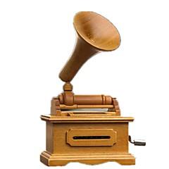 Barkács készlet Zenedoboz Játékok Hangszerek Fa Darabok Gyermek Uniszex Valentin nap Ajándék