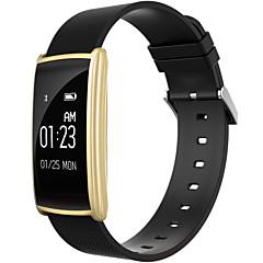 tanie Inteligentne zegarki-Inteligentne Bransoletka N108 na Android iOS Bluetooth Sport Wodoodporny Krokomierz / Czujnik pracy serca / NRF52832 / 350-400