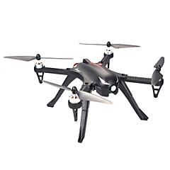 billige Fjernstyrte quadcoptere og multirotorer-RC Drone MJX B3 4 Kanaler 6 Akse 2.4G Fjernstyrt quadkopter LED Lys Flyvning Med 360 Graders Flipp Sveve Programmeringskabel Fjernstyrt