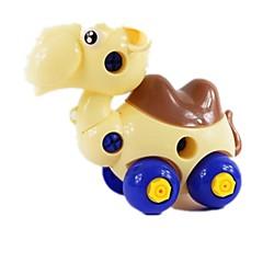 אבני בניין פאזלים3D צעצוע חינוכי צעצועים מלבני מרכבה חתיכות יוניסקס מתנות