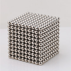 tanie Zabawki magnetyczne-Magnesy ziem rzadkich Zabawki magnetyczne Zabawki bożonarodzeniowe Klocki magnetyczne Zabawka edukacyjna Gadżety antystresowe 1000pcs 3mm