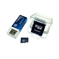 baratos Cartões de Memória-4GB TF cartão Micro SD cartão de memória Class6 AntW4-4