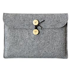 """billiga Laptop Bags-Ullfilt Enfärgad Ärmar Universell / 13 """"bärbar dator"""