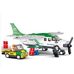 tanie Klocki magnetyczne-Klocki Figurki z klocków Samolot Fun & Whimsical Dla chłopców Zabawki Prezent