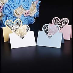 Suportes de Cartões(dePapel de Cartão,) -Tema Jardim Tema Clássico Férias Chá de Bebê Romance Casamento Recém-Nascido Aniversário