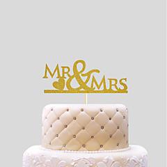 dort topper svatební srdce papír svatba s pvc vaku svatební hostinu