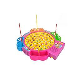 tanie Zabawa na dworze i sport-Zabawki rybackie Zabawki Rybki Motyl Elektryczny Tworzywa sztuczne Dla dzieci Prezent 1pcs