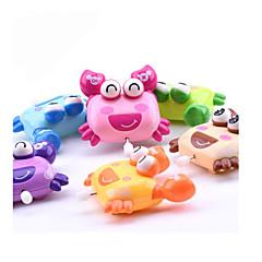 Brinquedo Educativo Brinquedos de Corda Carros de brinquedo Brinquedos Animal Brinquedos Plásticos Peças Não Especificado Dom