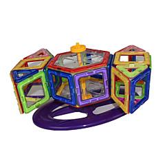 צעצועים מגנטיים אבני בניין צעצוע חינוכי צעצועים מצחיק מגנטי לא מפורט חתיכות