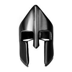 olcso -Férfi Női Midi gyűrűk Punk stílus Fémes Rozsdamentes acél Skull shape Ékszerek Kompatibilitás Halloween