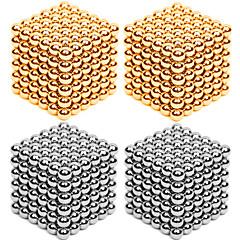 Kit Faça Você Mesmo Brinquedos Magnéticos Ímã de Terras Raras Super Forte Bolas magnéticas Alivia Estresse 216*4 Peças 3mm Brinquedos