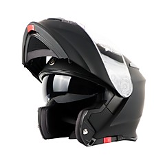 오픈 페이스 요새 튼튼한 충격 방지 안티 - 먼지 오토바이 헬멧
