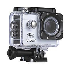 Mini Camcorder הבחנה גבוהה  (HD) Wifi עמיד במים קל לנשיאה זויית רחבה 4K