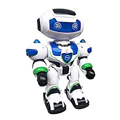baratos -RC Robot LZ555-3 Eletrônica Kids ' ABS Cantando Dançando Caminhada Multi funções Controle Remoto