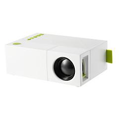 YG310 LCD QVGA (320x240) Projetor,LED 500 Mini Projetor
