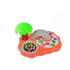 tanie Zabawa na dworze i sport-Zabawki rybackie Zabawki Kwadrat Rybki Elektryczny Tworzywa sztuczne Dla dzieci Prezent 1pcs