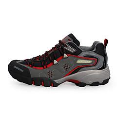 נעלי טיולי הרים נעלי ריצה נעלי הרים בגדי ריקוד גברים בגדי ריקוד נשים נגד החלקה לביש ספורט פנאי עור אמיתי טול גומי צעידה ריצה