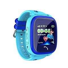 tanie Inteligentne zegarki-Inteligentny zegarek IPS-A20L na Android iOS Bluetooth Sport Wodoodporny Ekran dotykowy Spalonych kalorii Długi czas czuwania Krokomierz Pilot Rejestrator aktywności fizycznej Rejestrator snu / 64 MB