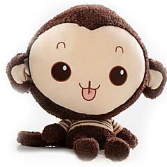 장난감을 채웠다 인형 박제 베개 장난감 원숭이 동물 규정되지 않음 조각