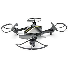 billige Fjernstyrte quadcoptere og multirotorer-RC Drone JJRC H44WH 4 Kanaler 6 Akse 2.4G Med HD-kamera 720P Fjernstyrt quadkopter FPV / LED Lys / En Tast For Retur Fjernstyrt / Kamera