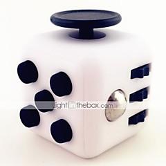 Fidget-Spielzeug Fidget-Würfel Magische Würfel Zum Stress-Abbau Spielzeuge Quadratisch Neuheit 3D Neuartige Erwachsene Stücke