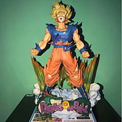 Anime Toimintahahmot Innoittamana Dragon Ball Goku CM Malli lelut Doll Toy