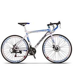 Cruiser kerékpár Kerékpározás 21 Speed 26 hüvelyk/700CC SHIMANO TX30 Tárcsafék Merev váz Csúszásgátló Aluminum Alloy Szénszálas acél