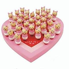 צעצועים לחג המולד שחמט צעצועים עכבר בעלי חיים עיצוב קריקטורה חיות אופנה עיצוב חדש בנות 1 חתיכות