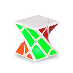 billiga Leksaker och spel-Rubiks kub QIYI MFG2004 Alien Twist Cube Skewb Cube Mjuk hastighetskub Magiska kuber Pusselkub Present Unisex