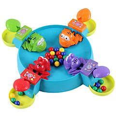 Korálky žába jíst fazole Rodinná hra Hračky Rodina Klasické Dospělé 1 Pieces