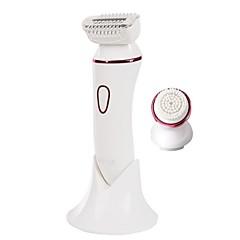billige Barbering og hårfjerning-riwa rs-1201 epilator oppladbar elektrisk barbermaskin kvinnelig riper belte kne armhulen hår