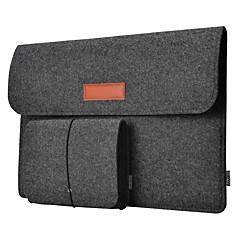 billige Nettbrettetuier-dodokool 12 tommers laptop følelsesmuffe konvoluttdeksel ultrabook bæreveske bærbar beskyttelsespose med musepose til 12 macbook / 11