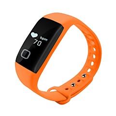tanie Inteligentne zegarki-T1 Inteligentne Bransoletka Android iOS Bluetooth Sport Wodoodporny Kontrola APP Ekran dotykowy Spalonych kalorii Krokomierz Powiadamianie o połączeniu telefonicznym Rejestrator aktywności fizycznej