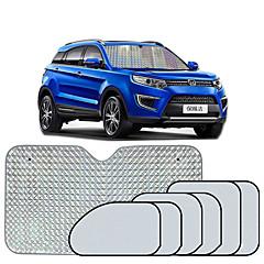Autóipari Autós napellenzők Autós varrók Kompatibilitás Univerzalno Minden évjárat General Motors alumínium