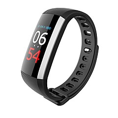 Smart Bracelet iOS Android Water Resistant / Water Proof Calories Burned Pedometers Exercise Record Heart Rate Monitor Touch Screen