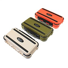 "cheap Fishing Tackle Boxes-Fishing Tackle Boxes Tackle Box Waterproof Plastic 20*4 1/3"" (11 cm)*5"