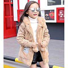billige Jakker og frakker til piger-Børn Pige Anden Jakke og frakke